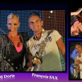 DJ Doris & François Sax