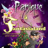 PANIQUE A FANTASIALAND