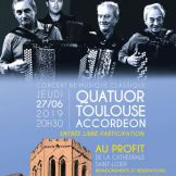 QUATUOR TOULOUSE ACCORDEON