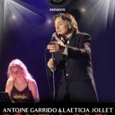 ANTOINE GARRIDO & LAETICIA JOLLET